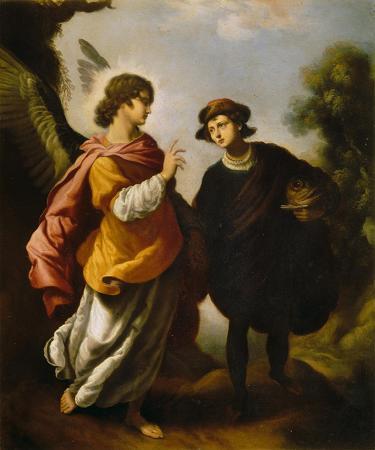 Znalezione obrazy dla zapytania saint raphael archangel