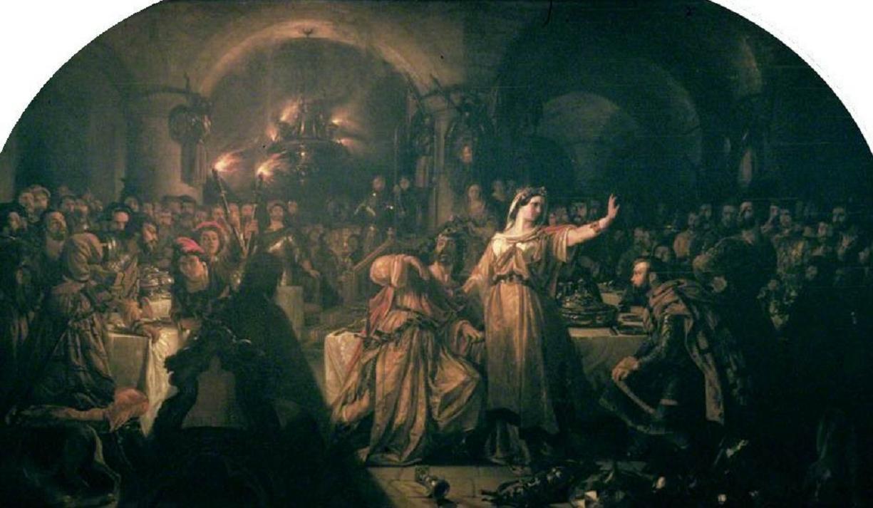 macbeth the banquet act