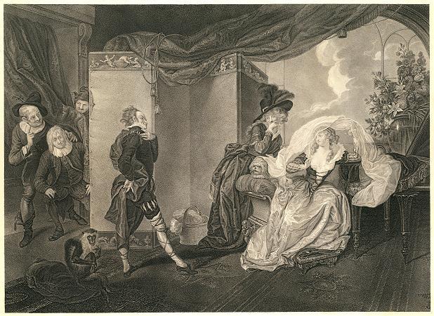 comparison between two heroines play twelfth night william
