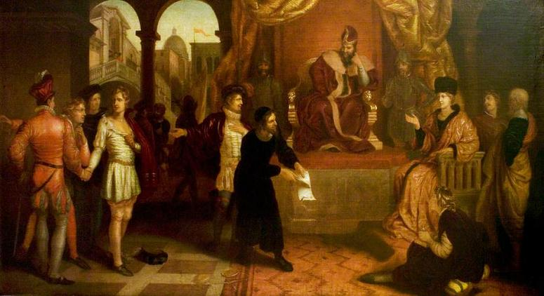 the portrayal of christian hatred in shakespeares merchant of venice The merchant of venice is a play based around the conflicts of religion and of justice and morality it relates fundamentally to specifically jews in a christian society.